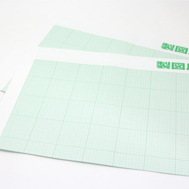 ニット製図/パターン用 方眼紙