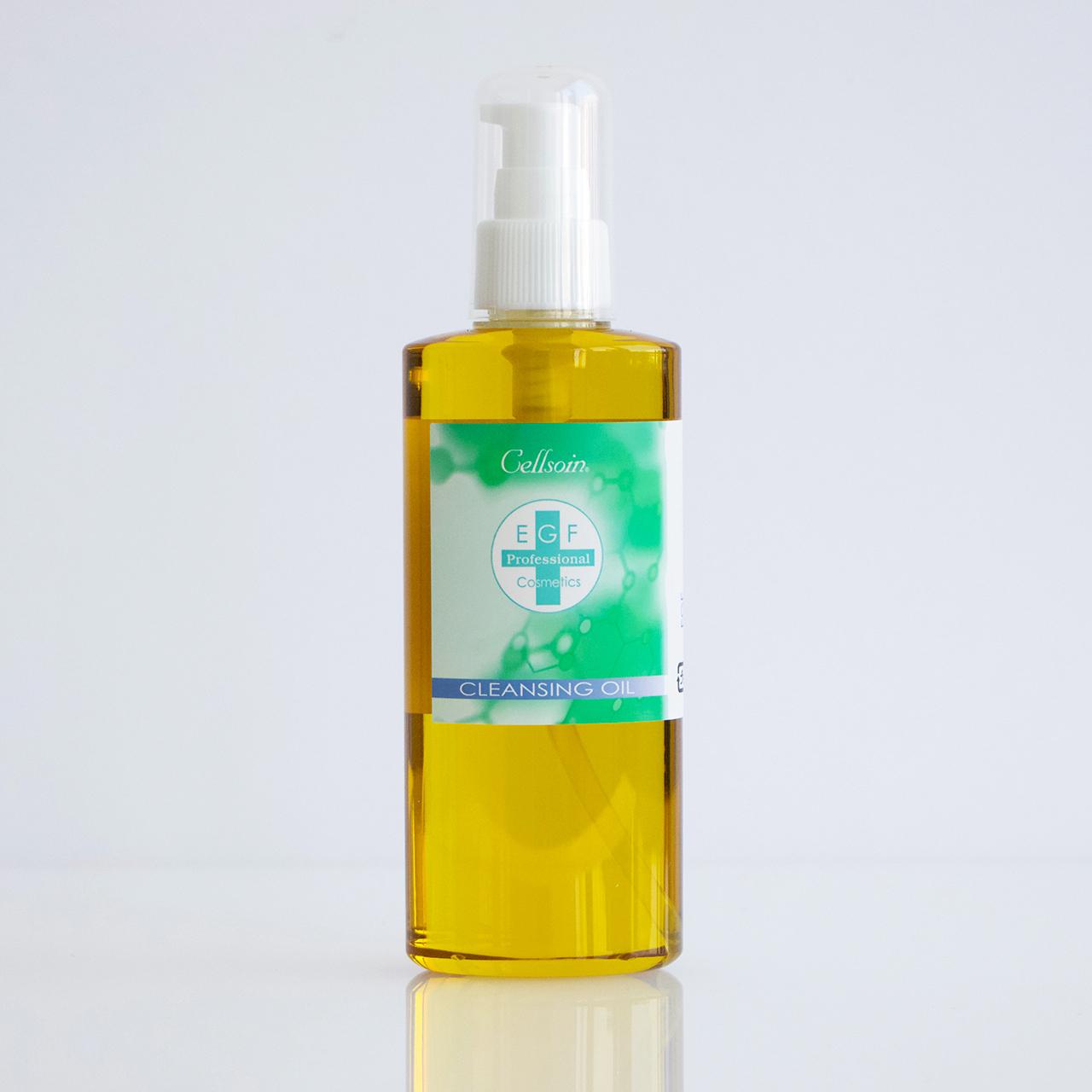 セルソアンEGFプロ クレンジングオイル