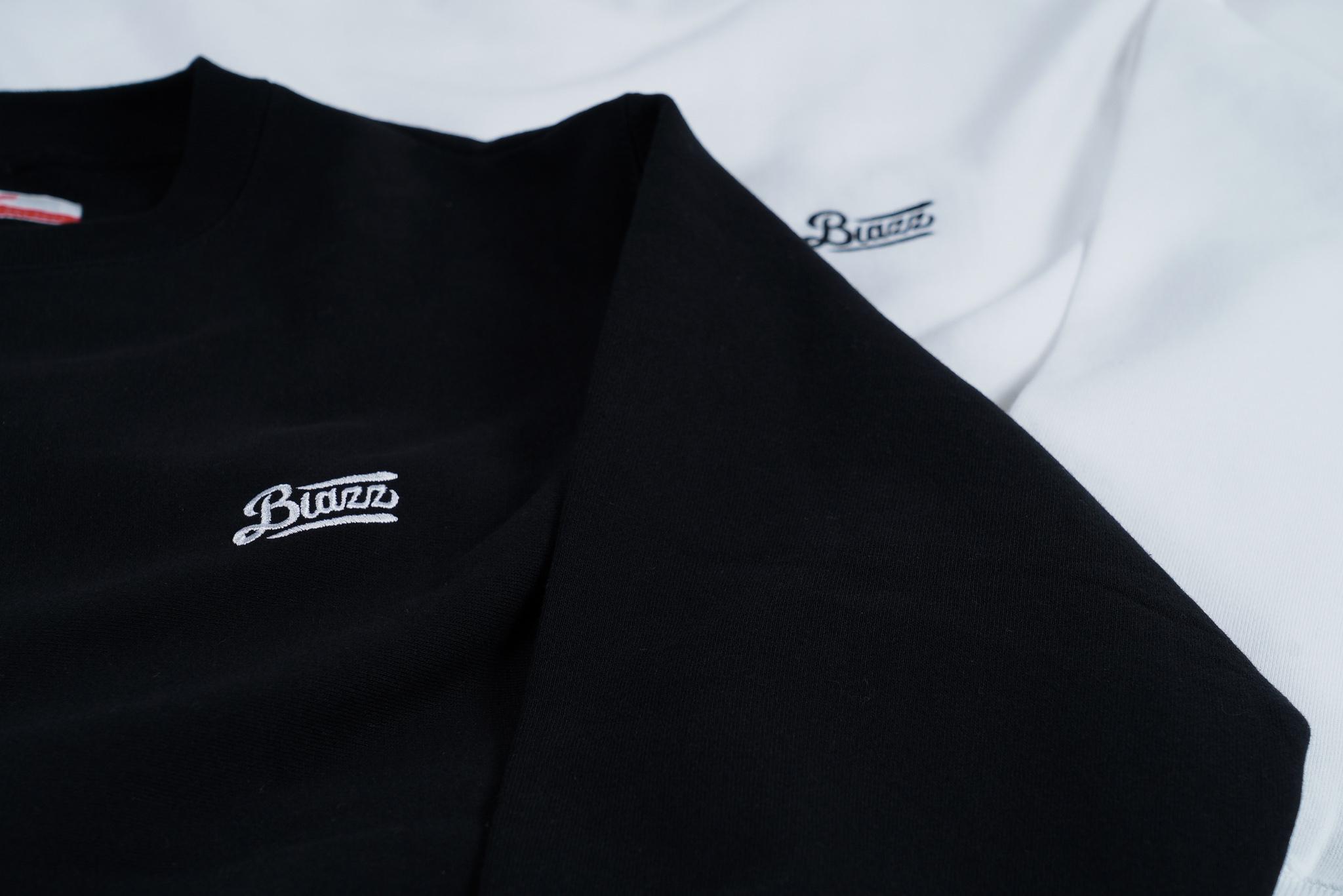 LOGO SWEAT SHIRT [BLACK]