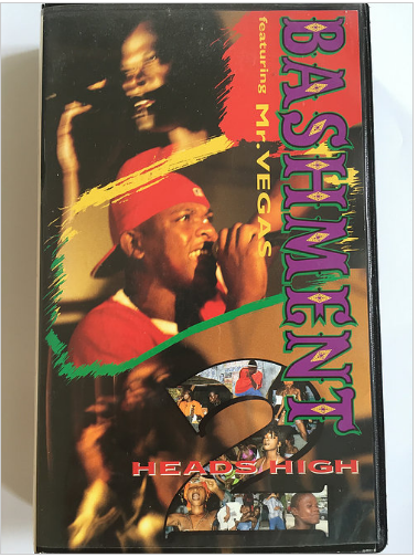 BASHMENT 2【VHS】