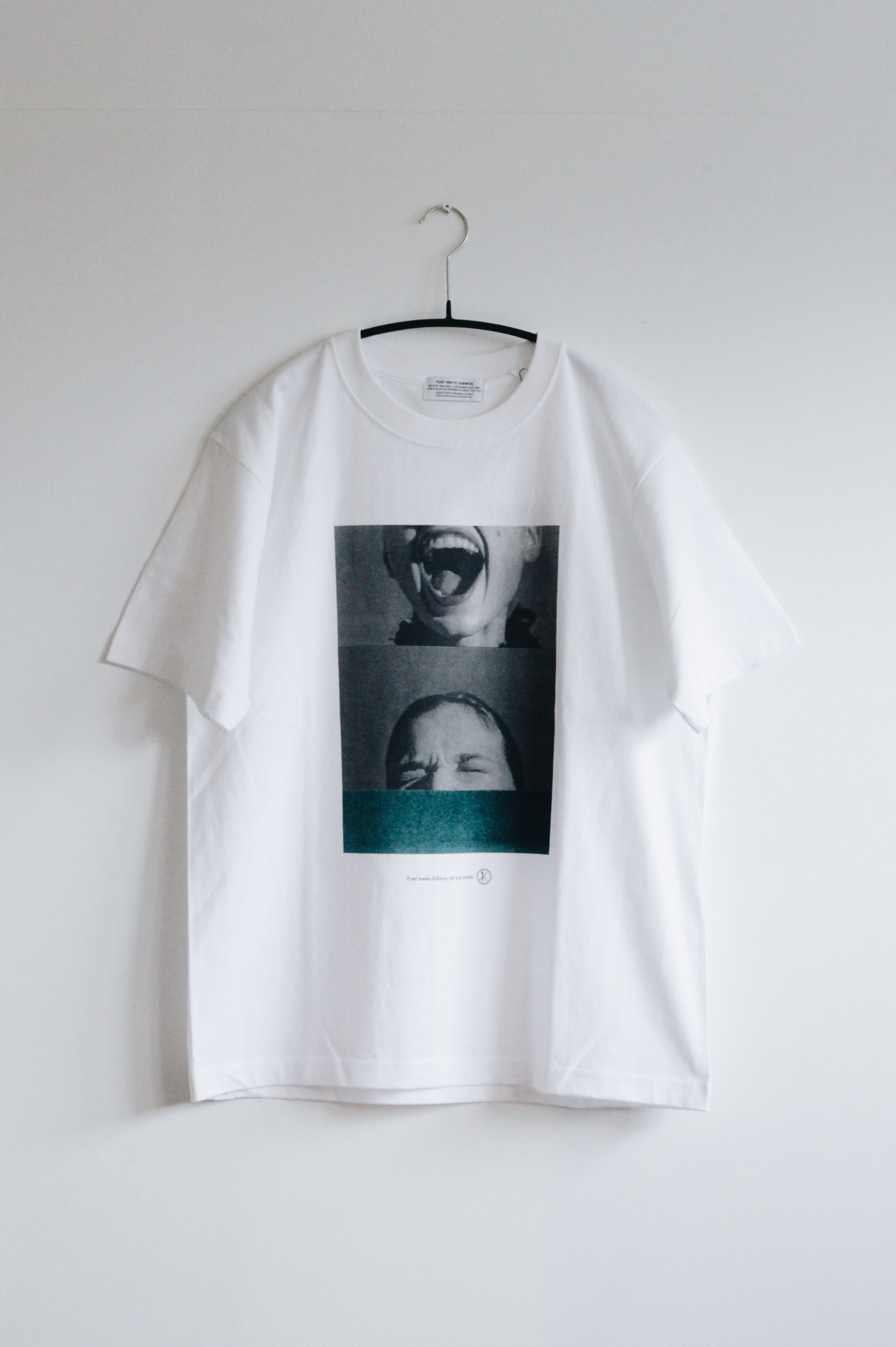 【POET MEETS DUBWISE(ポエトミーツダブワイズ)】× KILLIMAN JAH LOW WORKS COLLAGE 1 TEE