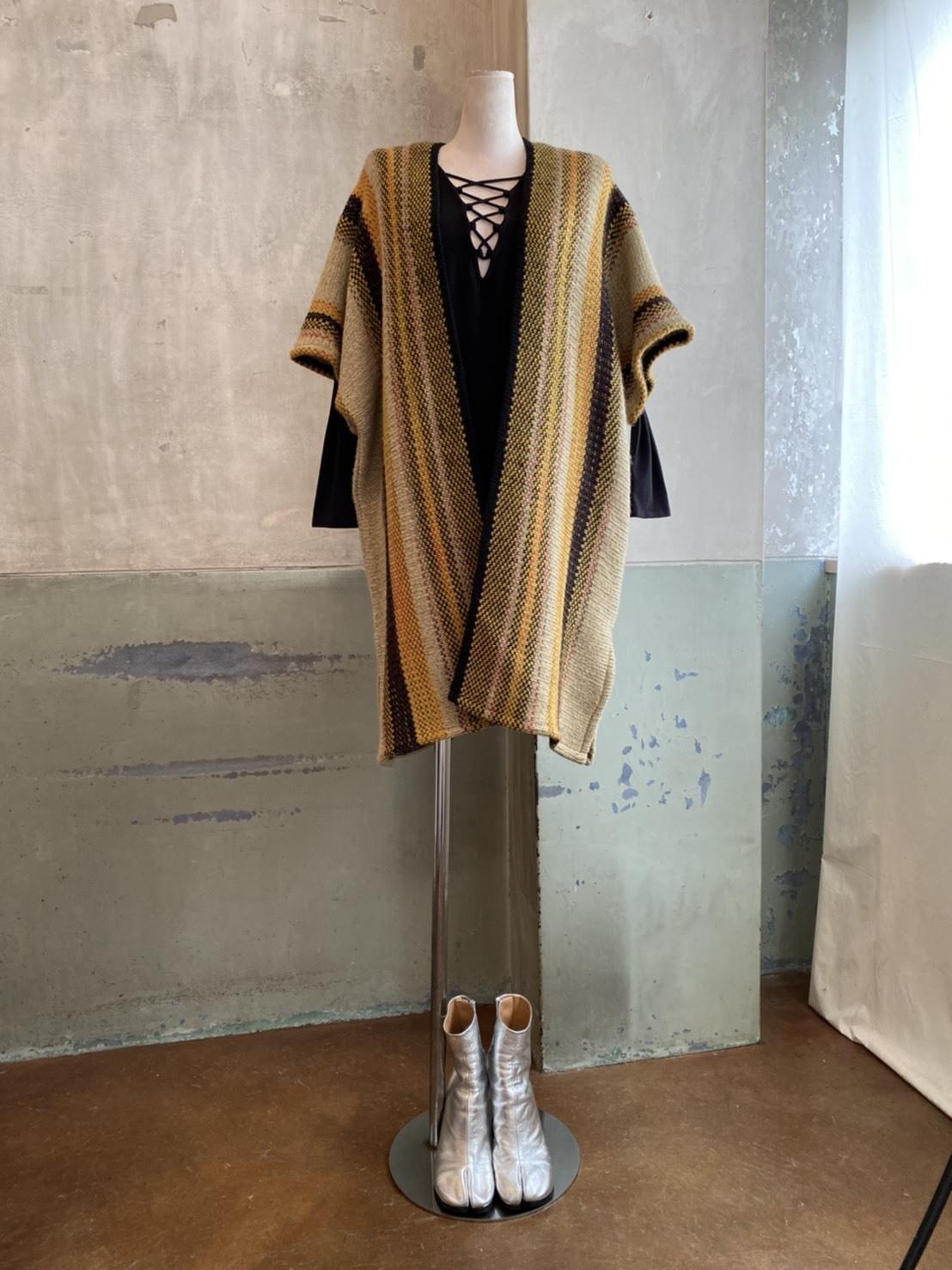 Vintage knit gown