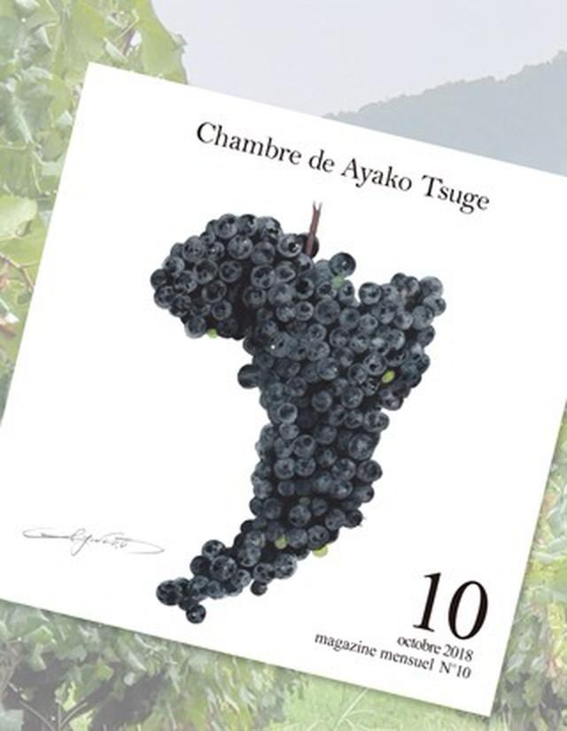 【受注生産】バックナンバーChambre de Ayako Tsuge2018年10月号