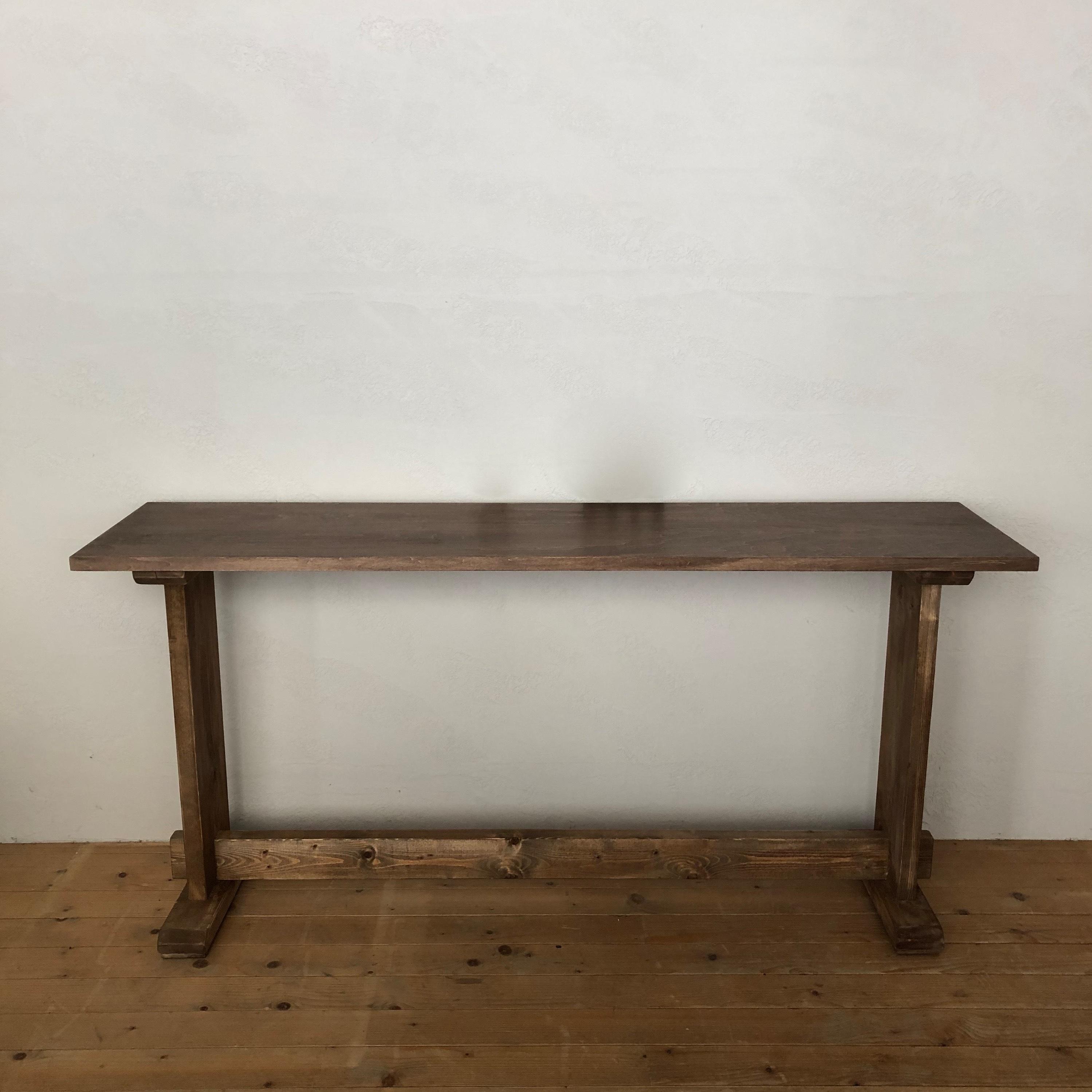 Original CONSOLE TABLE