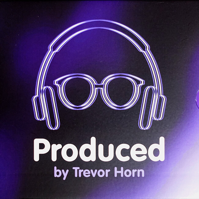 Produced by Trevor Horn - 画像1