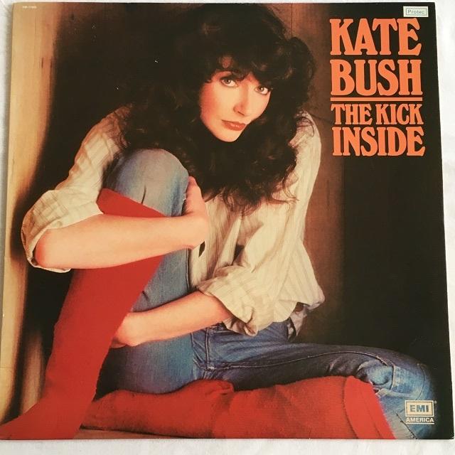 【LP・米盤】Kate Bush / The Kick Inside