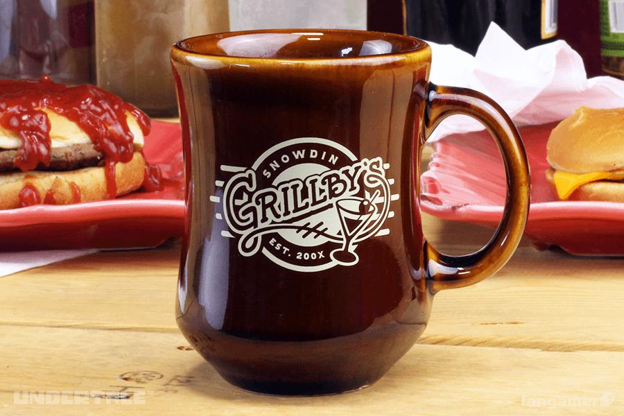グリルビーズ・マグカップ /  UNDERTALE  ( アンダーテイル )