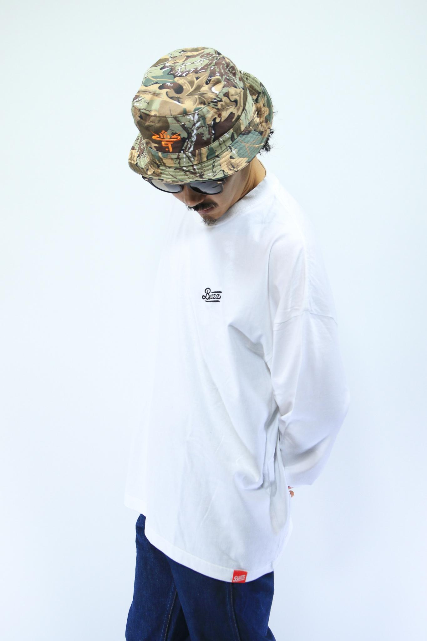 20 FLAME TYO Bucket Hat [Leaf CAMO]