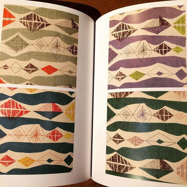 デザインの本「Lucienne Day: Textile Design」 - 画像2