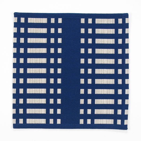 JOHANNA GULLICHSEN Puzzle Mat 3 Nereus Blue