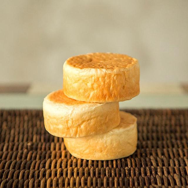円パン リッチ 【10個入り】