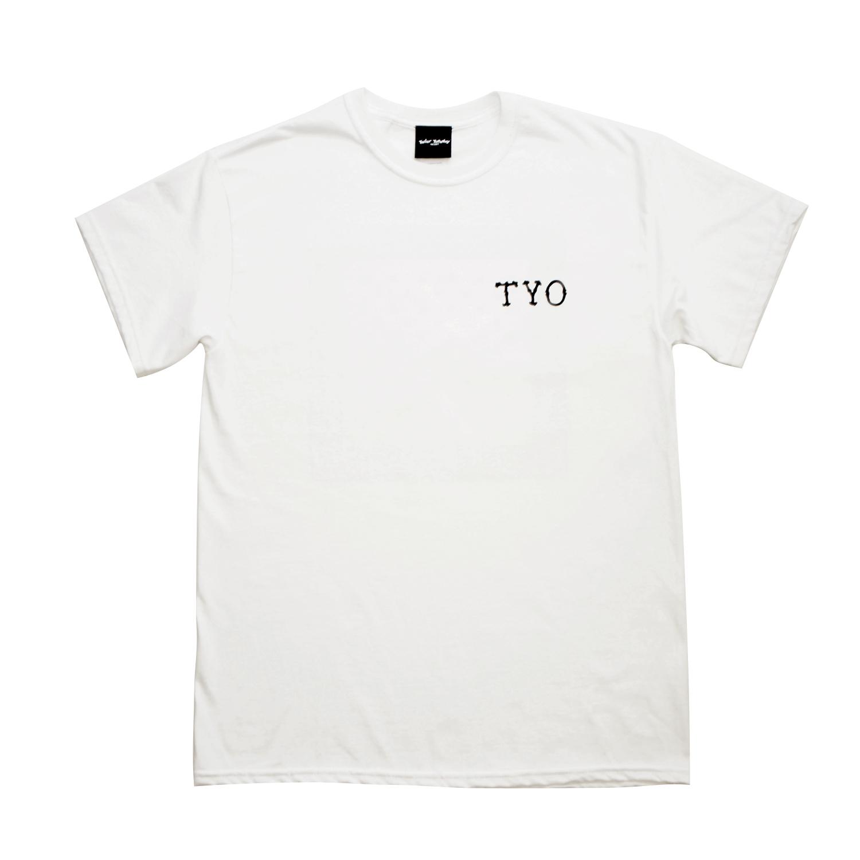 WasHere TYO KIDS TEE (WHITE)