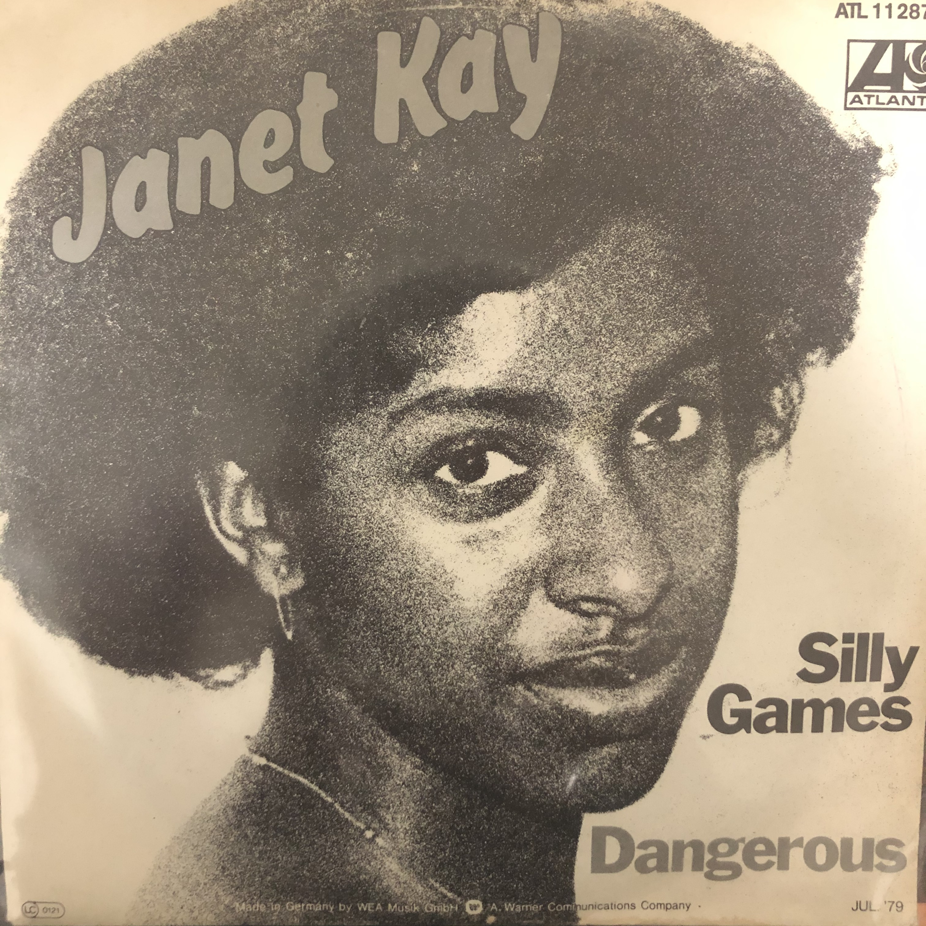 Janet Kay - Silly Games【7-20486】