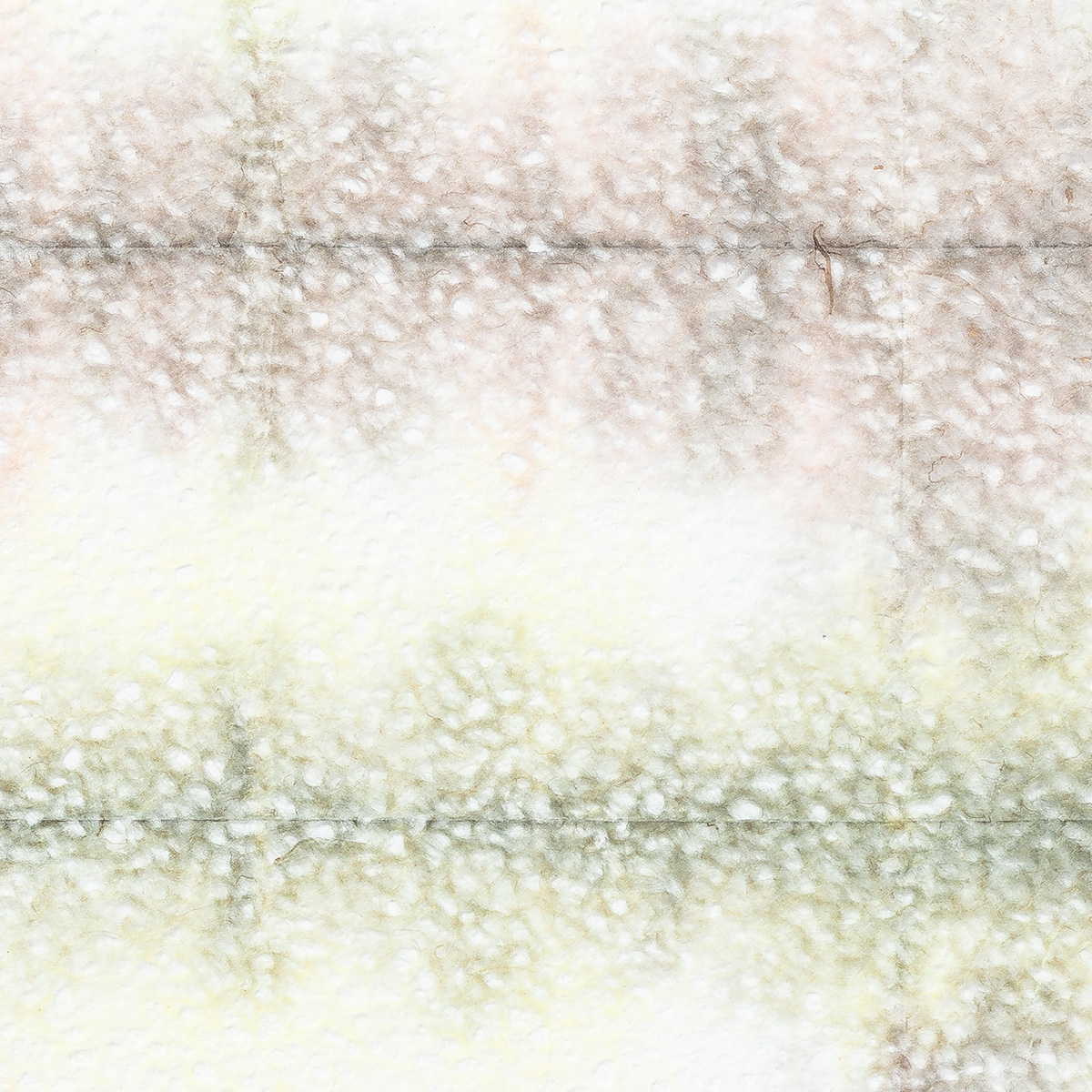 落水紙(春雨)板締め No.9