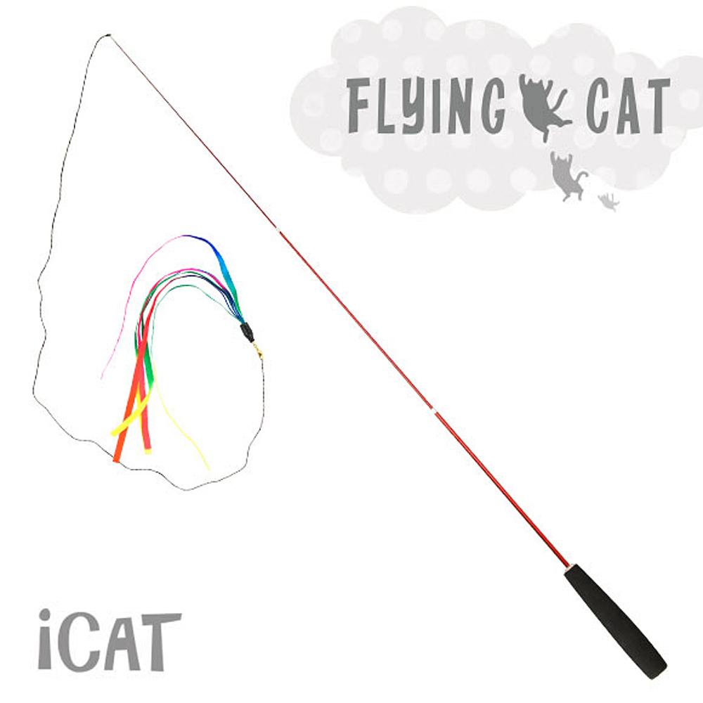 猫じゃらし(釣りざお猫じゃらし)レインボーリボン