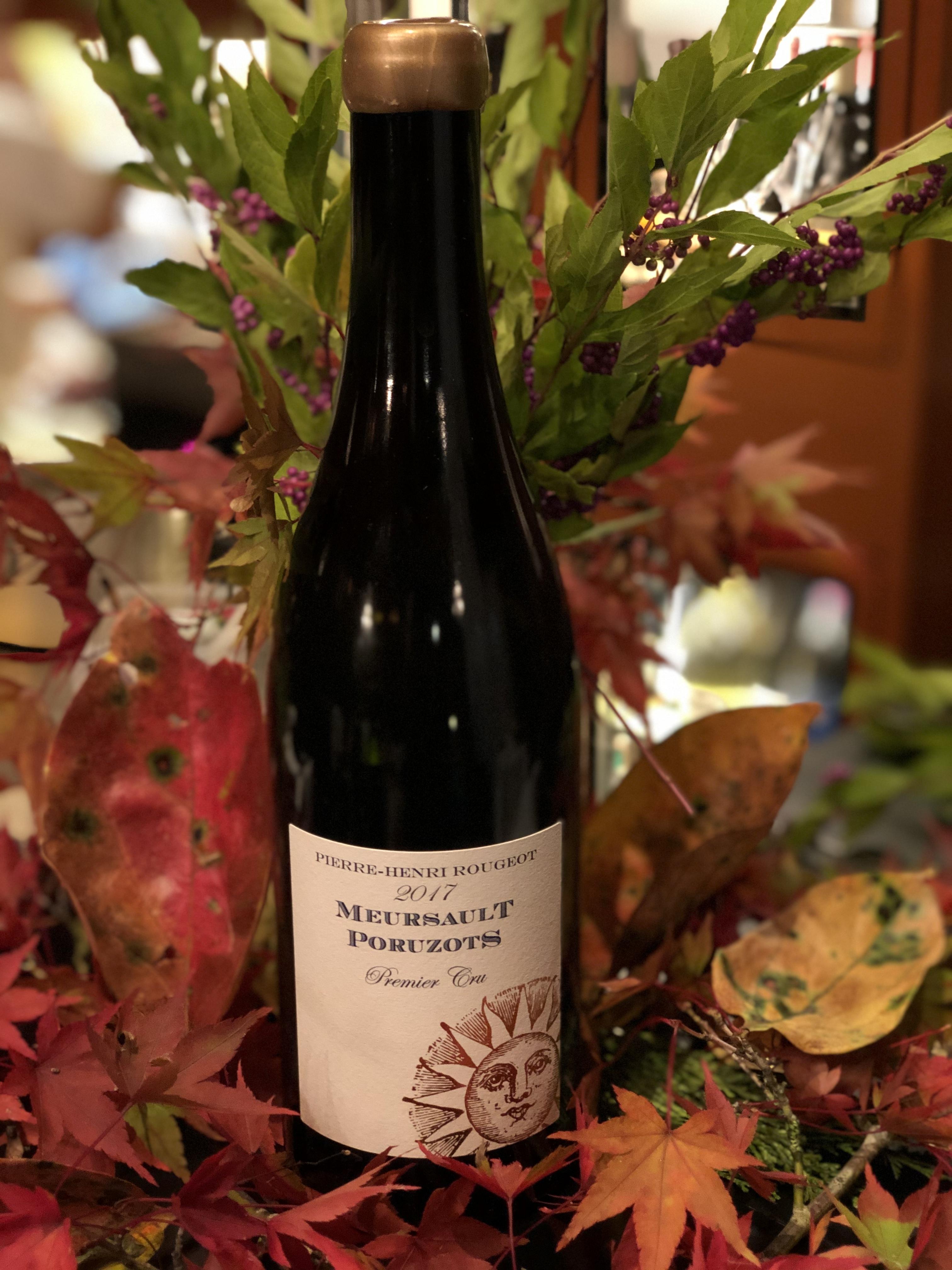 2017年 ムルソー ポリュゾ プルミエ クリュ Pierre Henri Rougeot 白ワイン