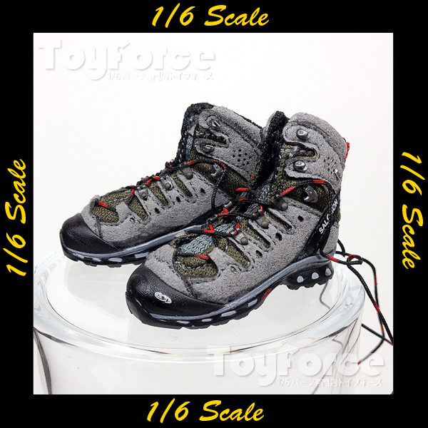 【02891】 1/6 Soldier Story QUEST 4D GTX ブーツ