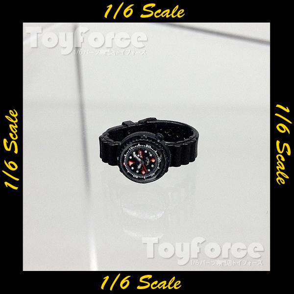 【02783】 1/6 腕時計