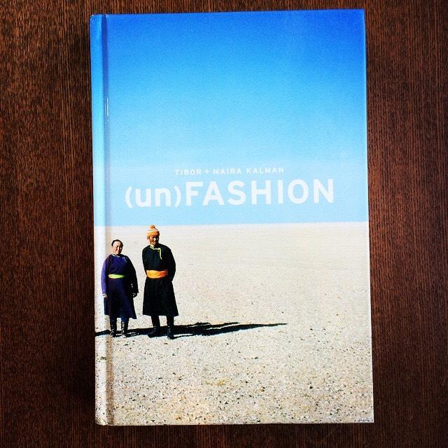写真集「(un)fashion/tibor + maira kalman」 - 画像1