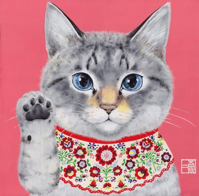 門田奈々 招き猫 こまち