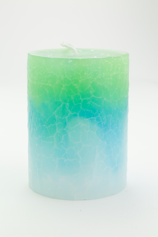 No.106 Candle Cylinder 76 1800  キャンドル