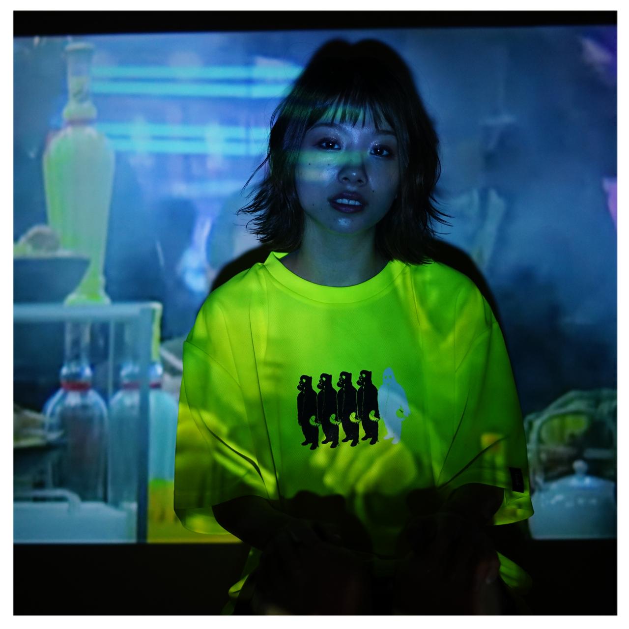 Little MICKYS 019 S/S PL <F.Yellow×Black×White > - 画像3