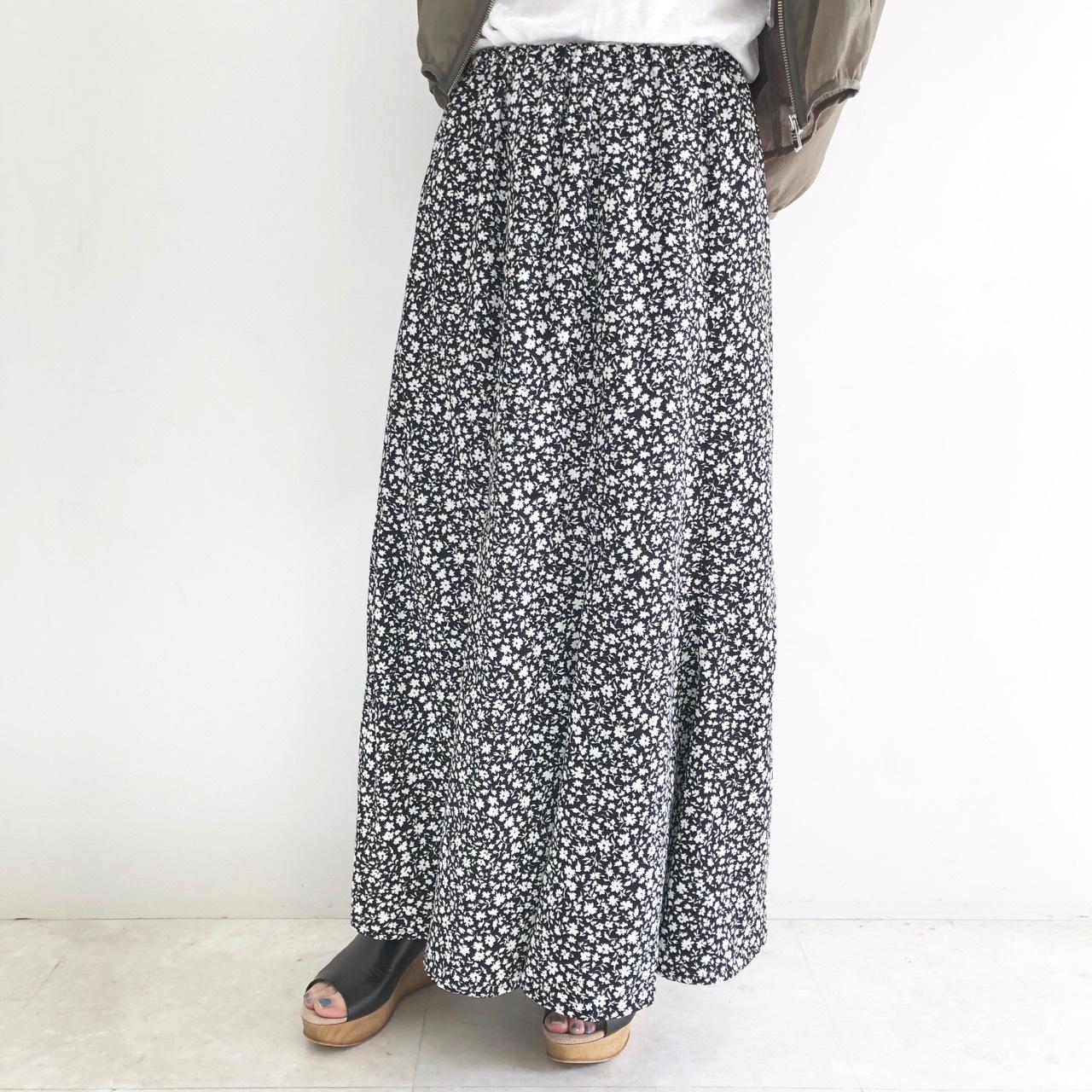 【 anana 】マーメイドロングスカート