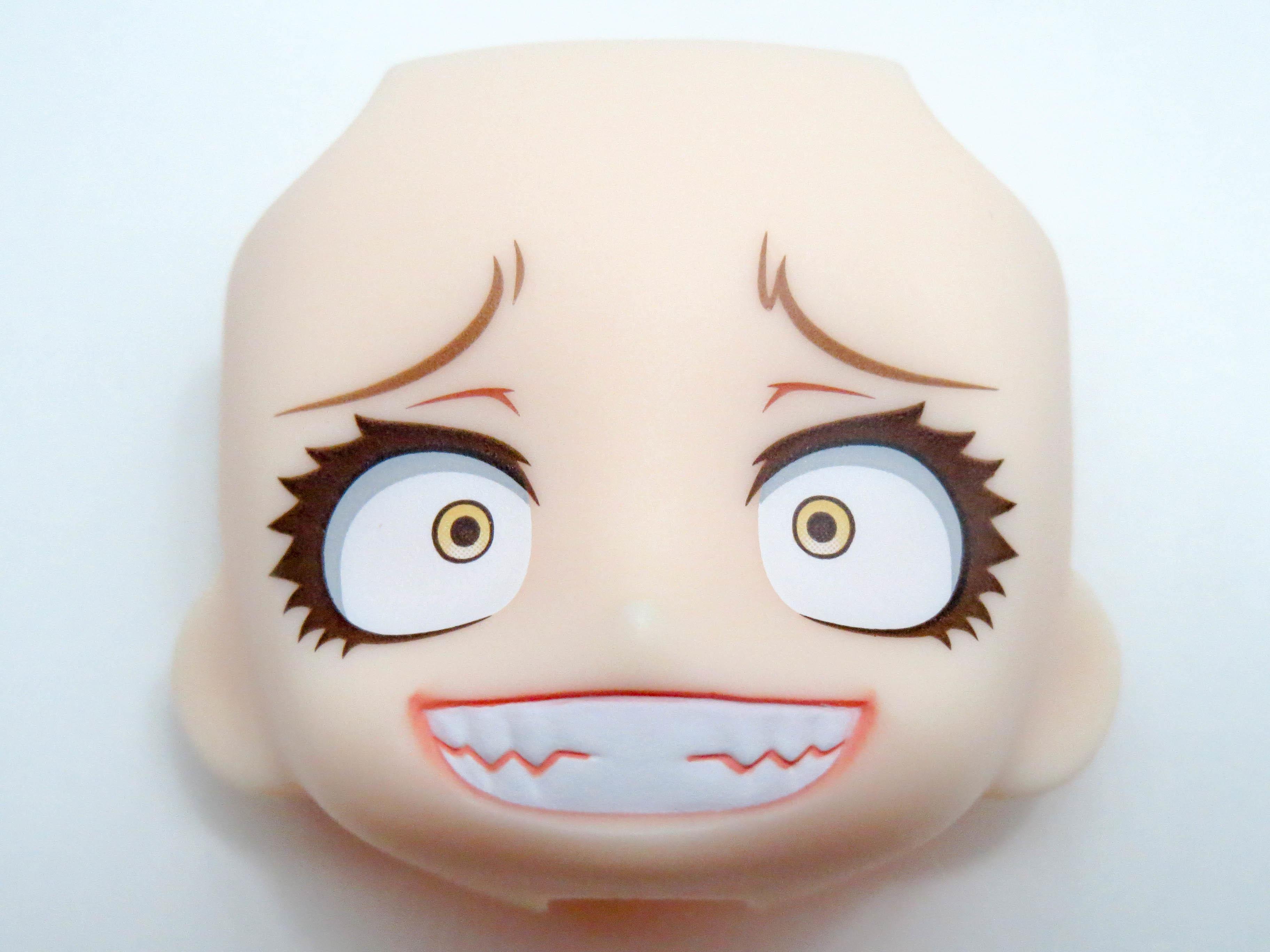 【784】 ターニャ・デグレチャフ 顔パーツ 狂気顔 ねんどろいど