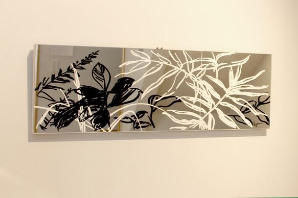 絵画・植物ドローイング・かすがの森#9 TAMARI インテリア