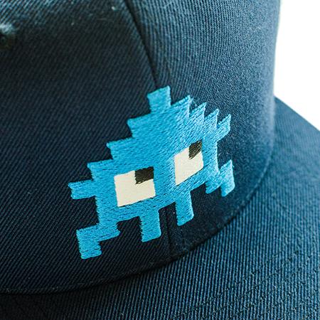 スプラトゥーン イカベーダー CAP ネイビー / THE KING OF GAMES