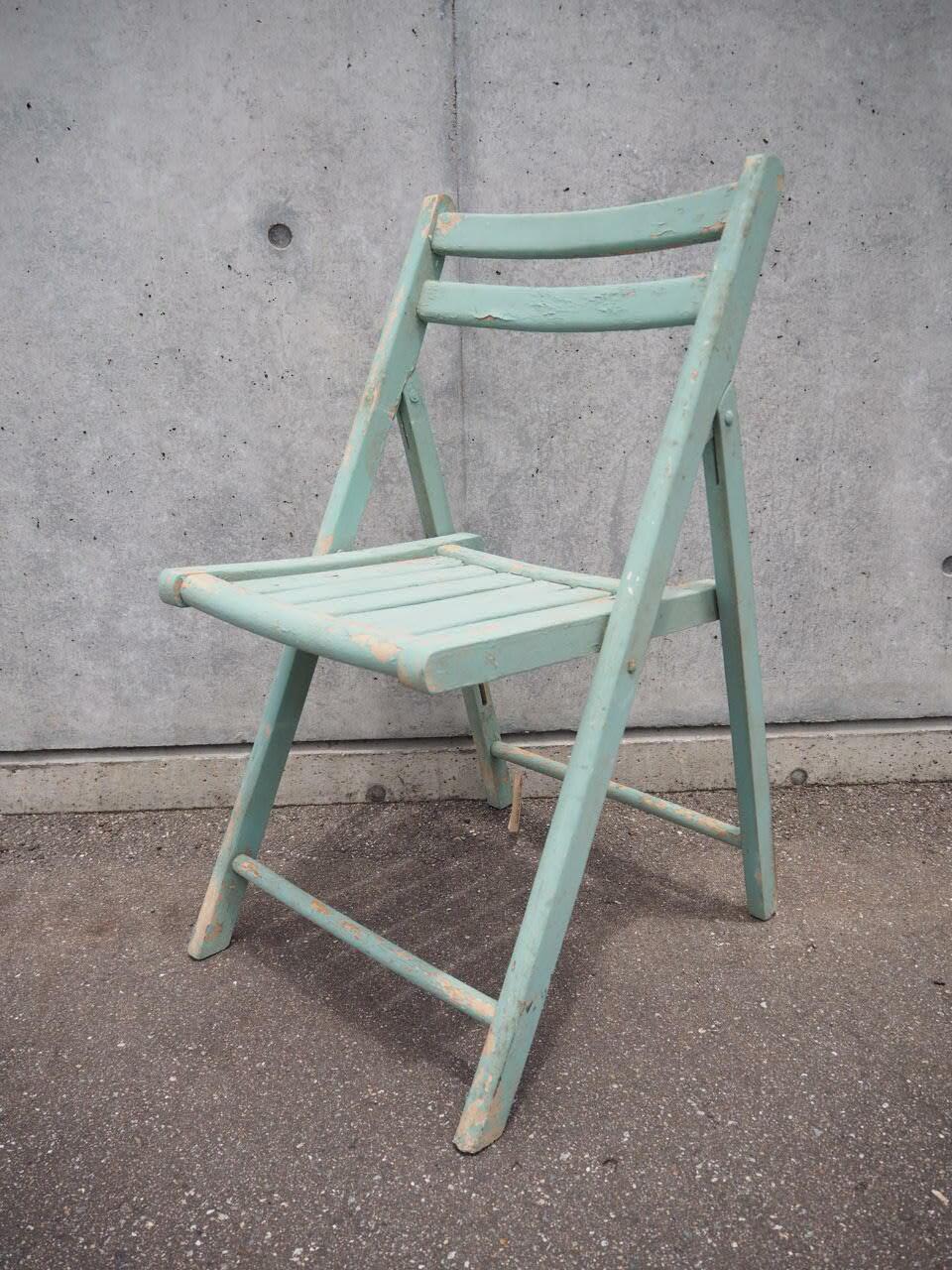 品番0331 折りたたみチェア / Folding Chair