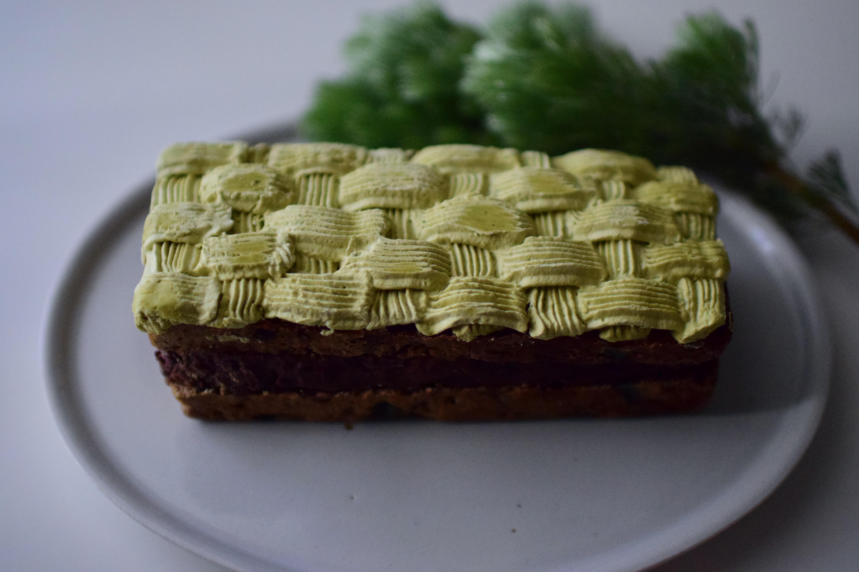 【お野菜70%以上!】ごぼうとあんこの抹茶クリームVEGGI de PAN