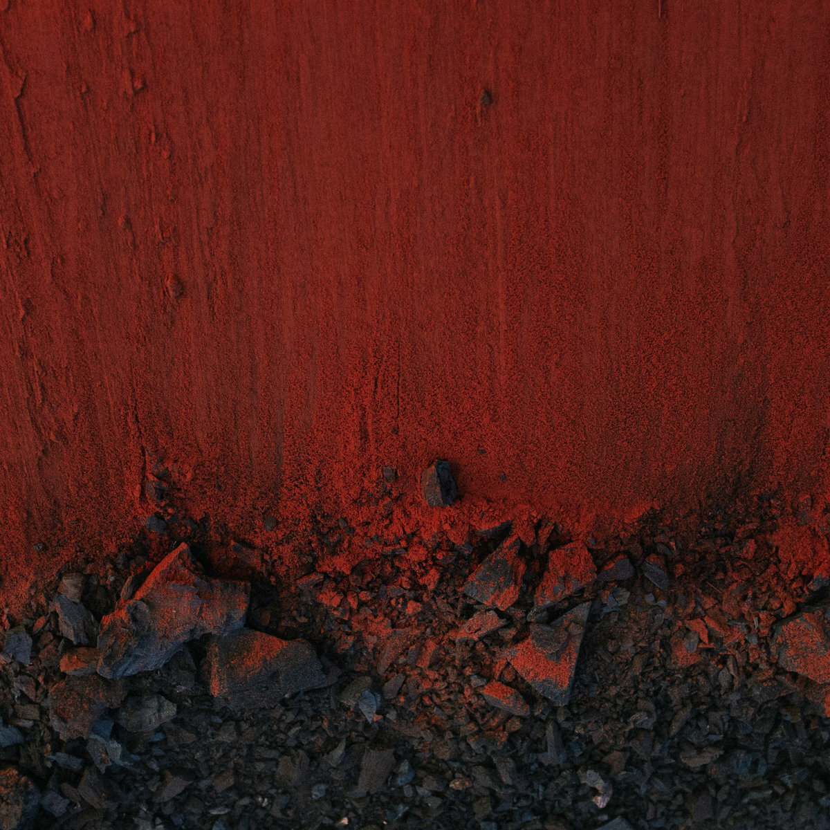 Moses Sumney / Black In Deep Red 2014(1100 Ltd 12inch EP)