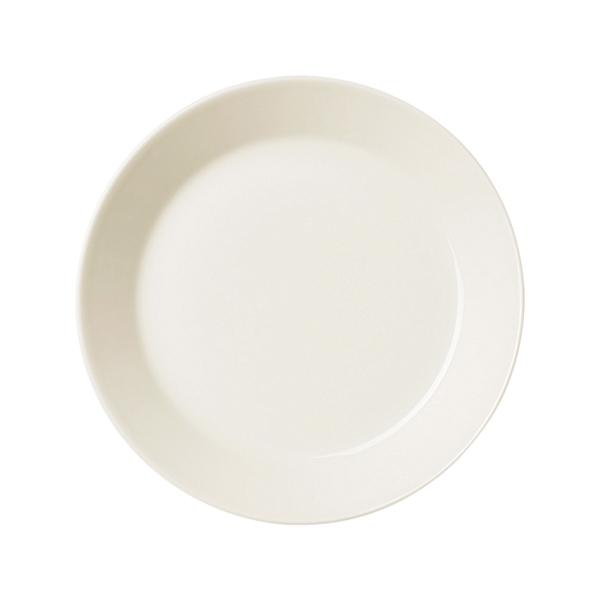 Teema プレート17cm ホワイト