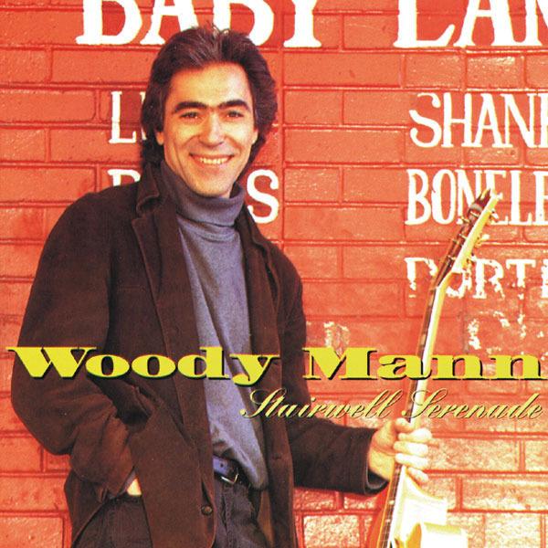 AMC1072 Stairwell Serenade / Woody Mann (CD)