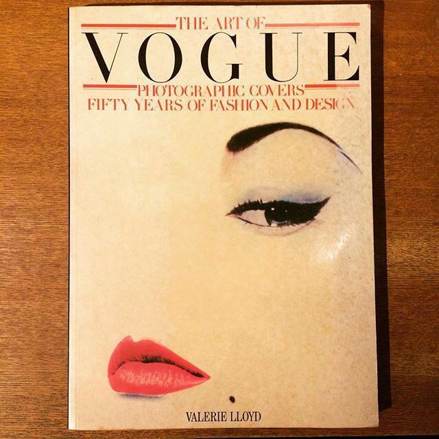 ファッションの本「The Art of Vogue: Photographic Covers」 - 画像1