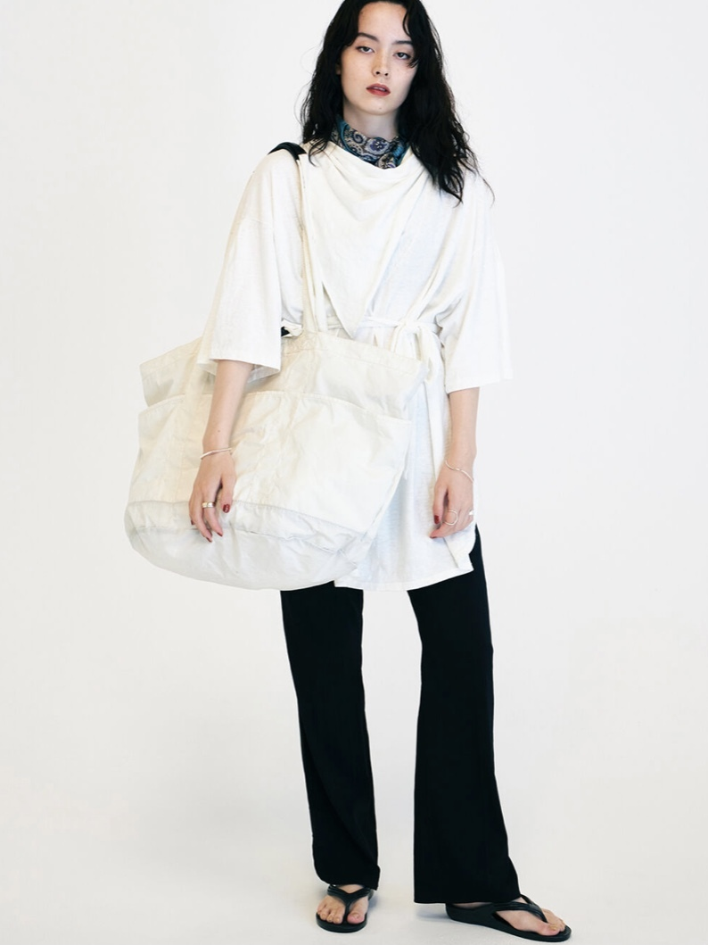 【FILL THE BILL】BOOTSCUT SLIT TROUSERS