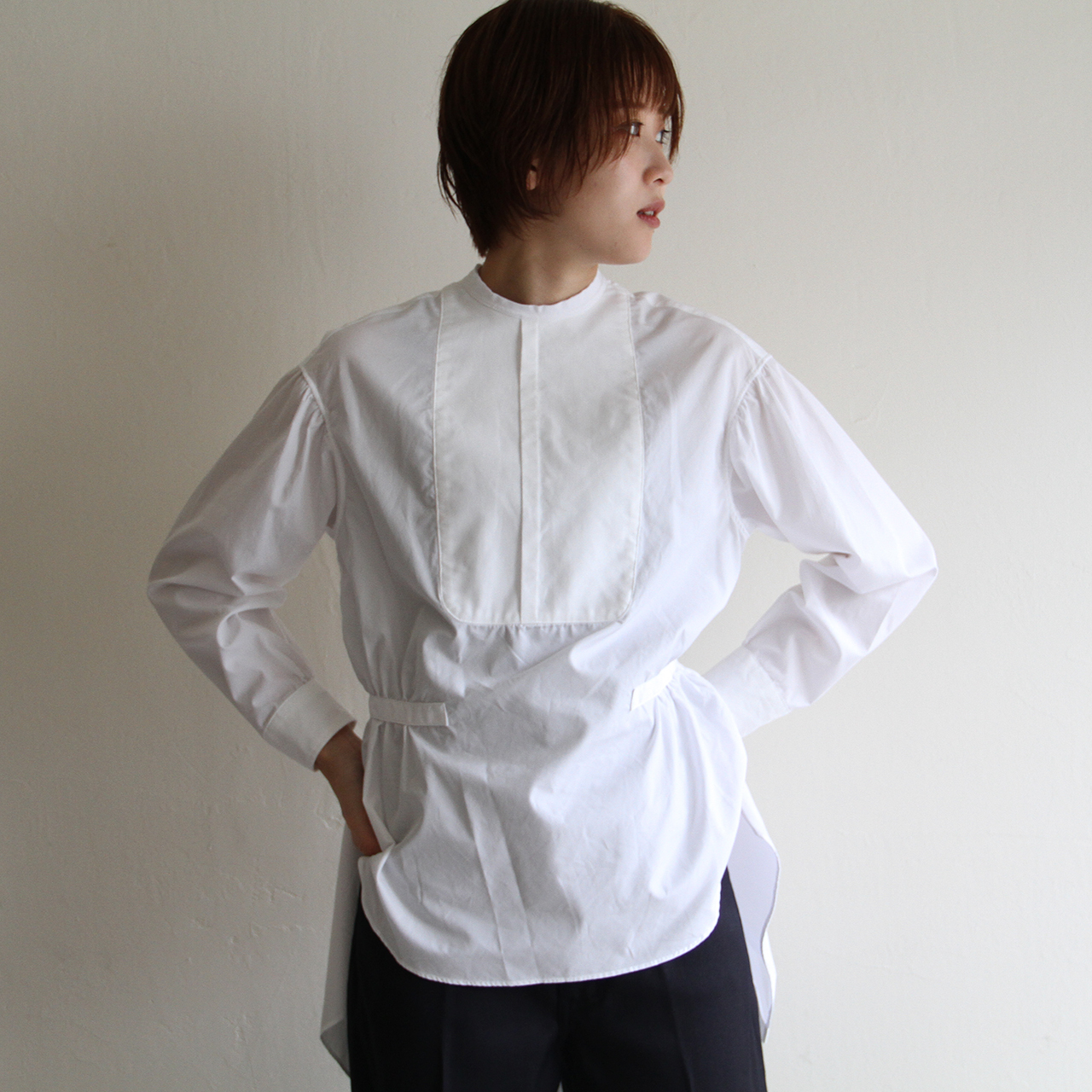 PHEENY 【 womens 】standard dress shirts