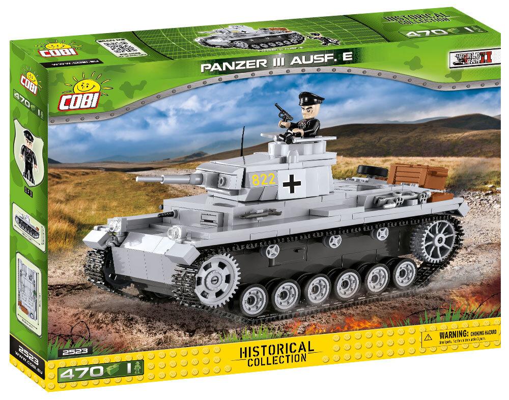 COBI #2523 III号戦車