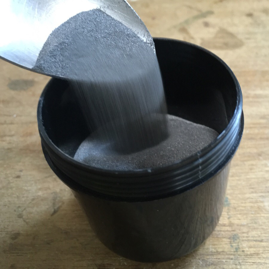 Fe Powder(鉄粉) 200g - 画像2