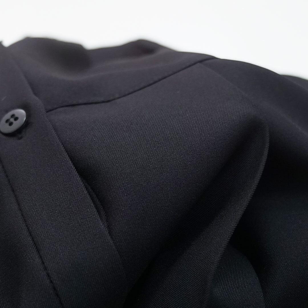 MidiUmi ミディウミ crew neck pleats one piece クルーネックプリーツワンピース (品番3-758246)