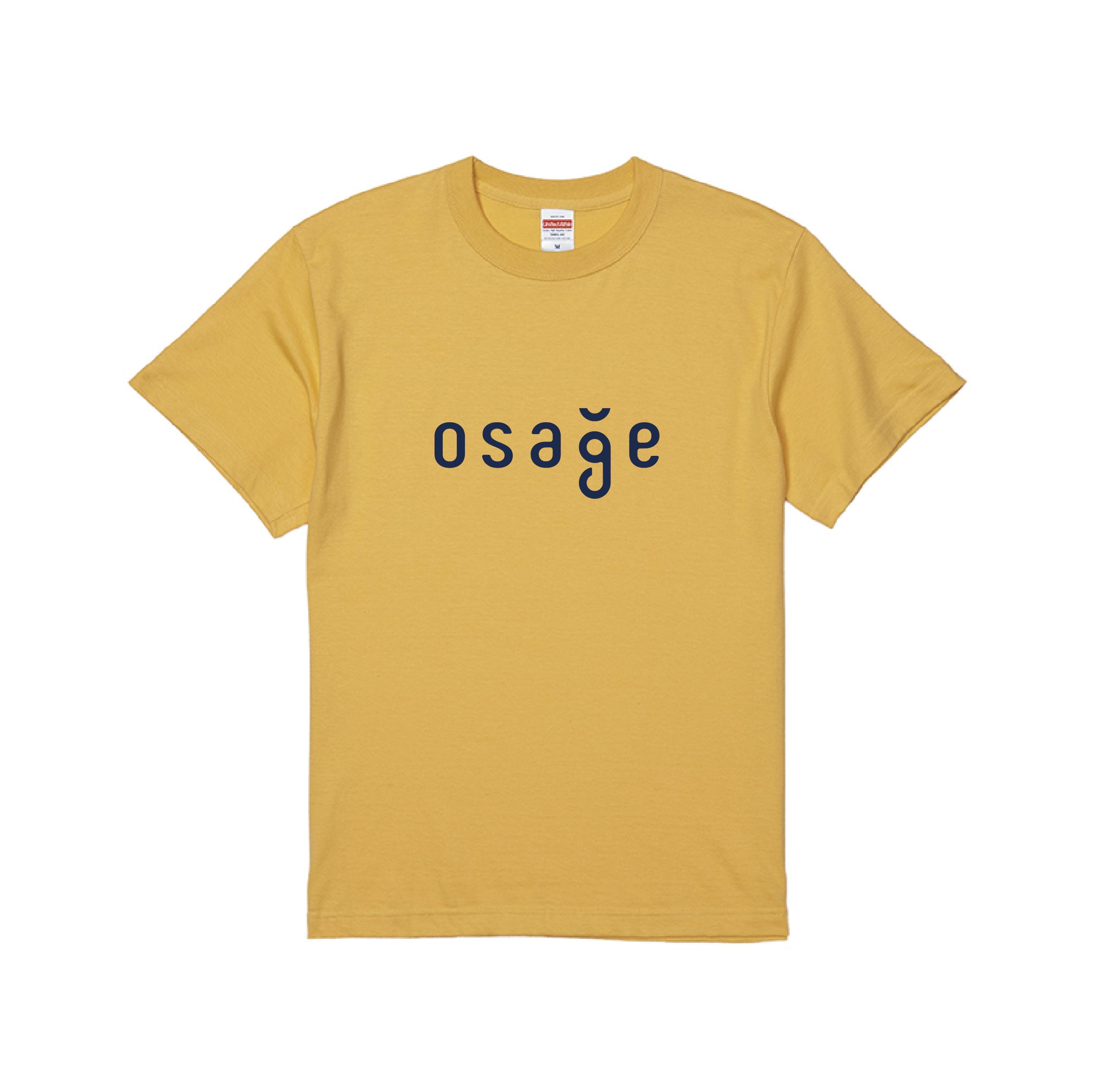 ロゴTシャツ(バナナ)