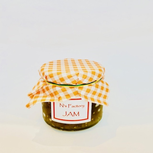 無添加 有機ジャム (アールグレイ風味りんご) (J-03)