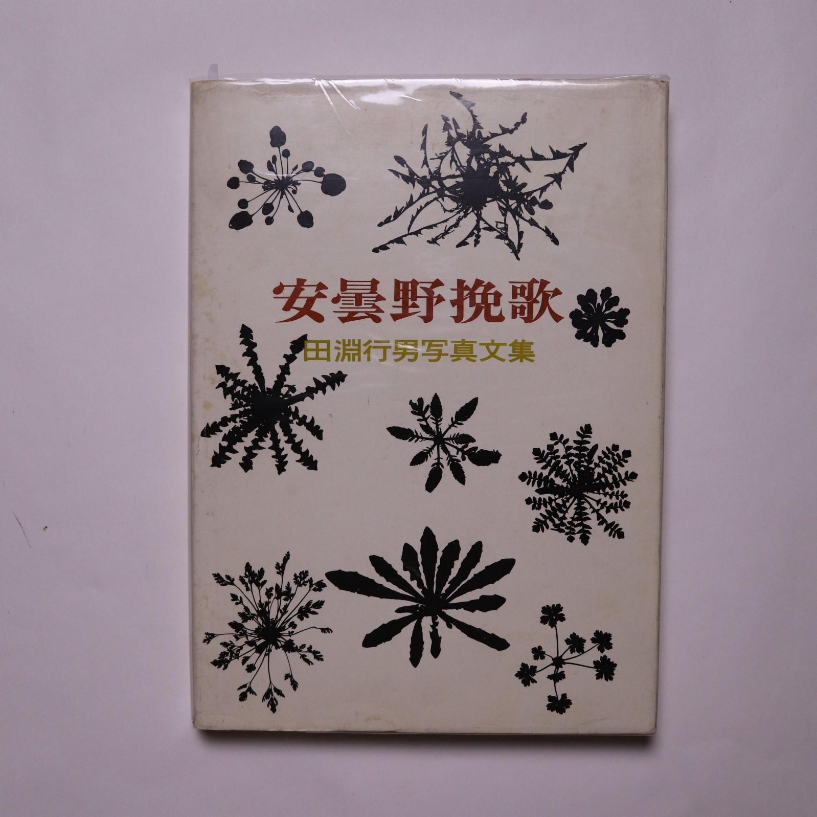 安曇野挽歌 田淵行男写真文集  /  田淵 行男