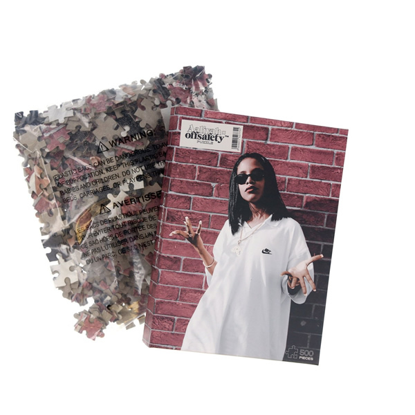 OFF SAFETY AALIYAH X OFFSAFETY PUZZLE