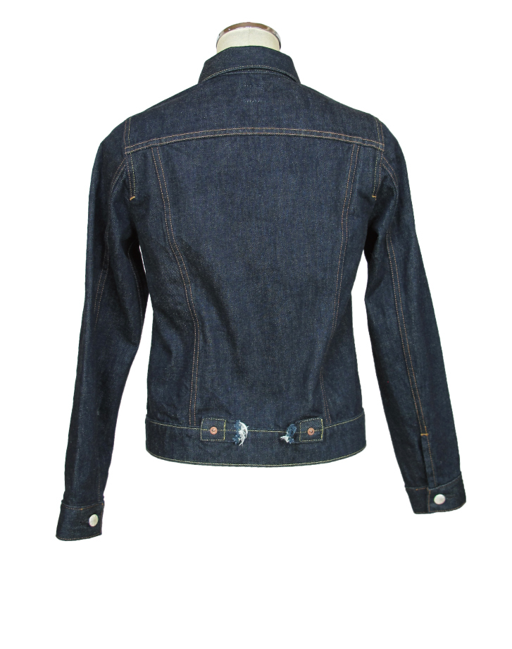 standard Jacket rinse Lot:00001 - 画像2