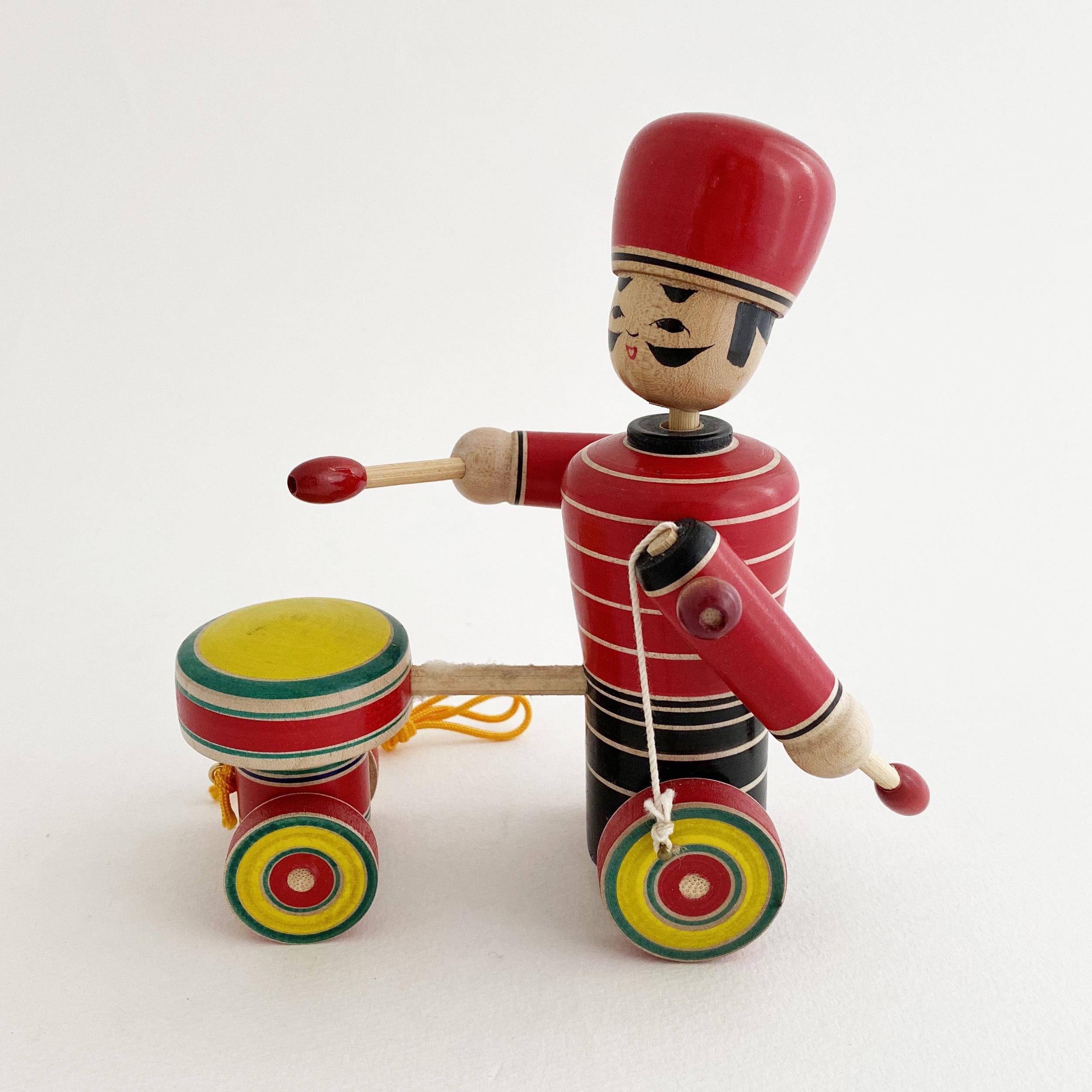 蔦玩具「楽隊」