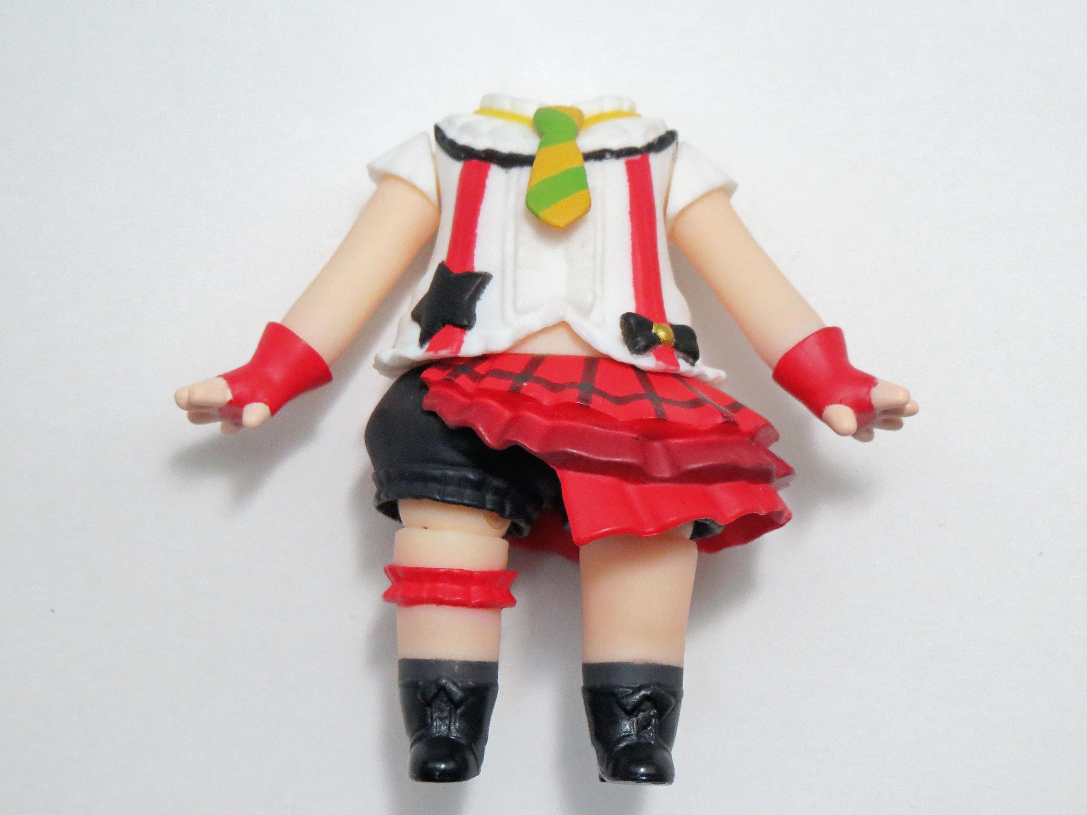 【472】 星空凛 体パーツ ライブ衣装 ねんどろいど