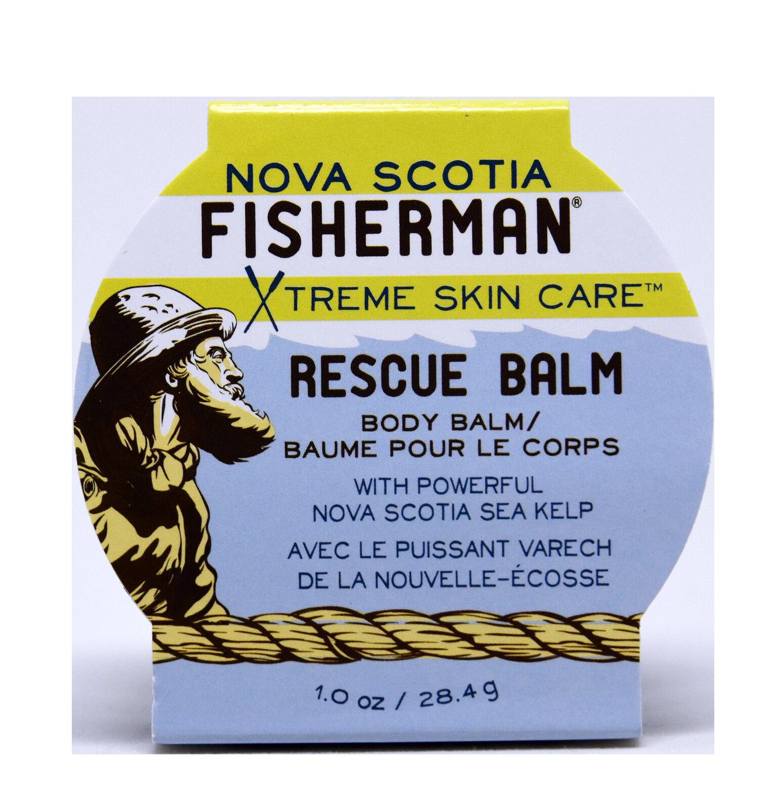 NOVA SCOTIA FISHERMAN(ノバスコシアフィッシャーマン) RESCUE BALM レスキューバーム (LARGE)