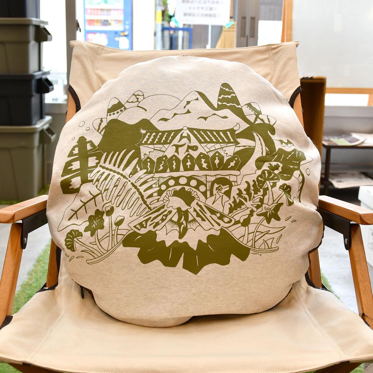 HALF TRACK PRODUCTS nonsleep cushion 58 ハーフトラックプロダクツ ノンスリープクッション58